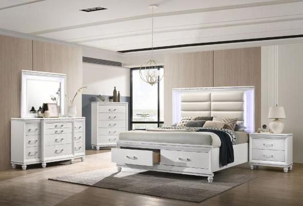 Sadie Eastern King Bed