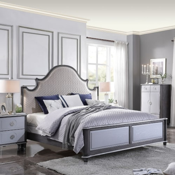 House Beatrice California King Bed