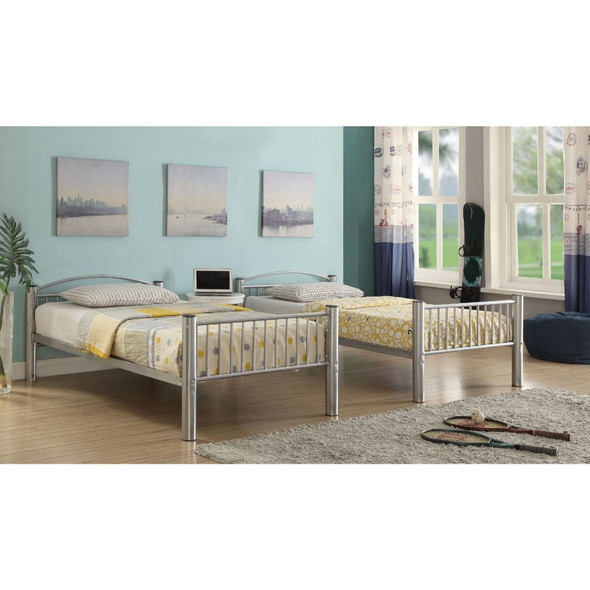 Cayelynn Twin/Twin Bunk Bed