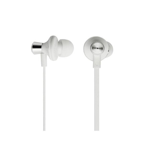 Bornd S630 Wired 3.5mm In-ear Stereo Earphone w/ Microphone (White)