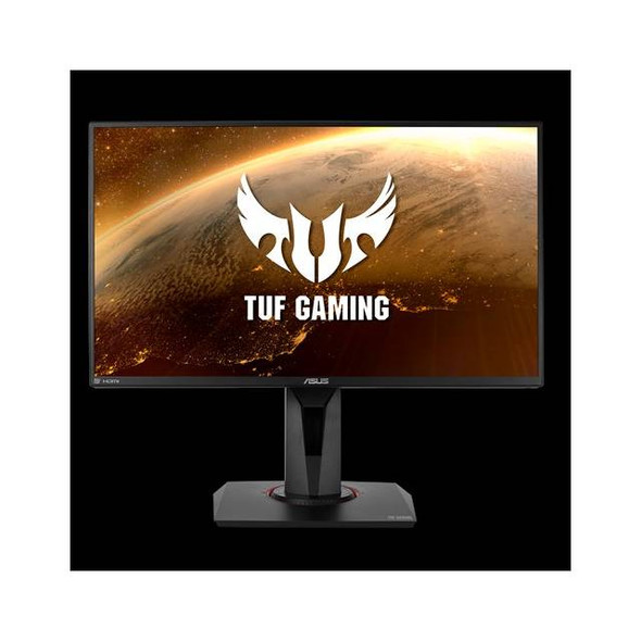 Asus VG259QM 24.5 inch Widescreen 1,000:1 1ms DisplayPort/HDMI LED LCD Monitor, w/ Speakers
