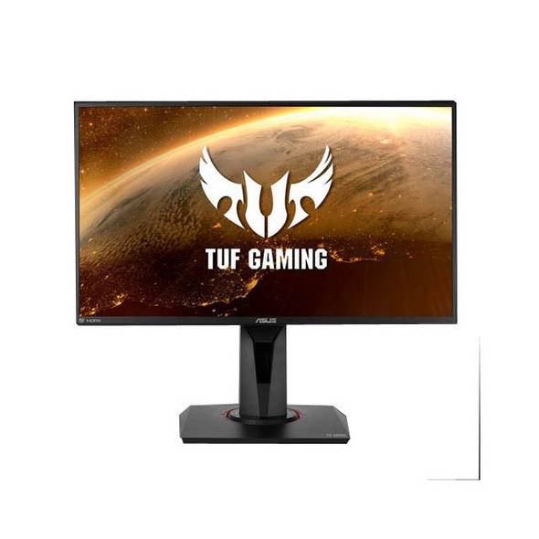 Asus VG259Q 24.5 inch Widescreen 100,000,000:1 1ms DisplayPort/HDMI LED LCD Monitor, w/ Speakers