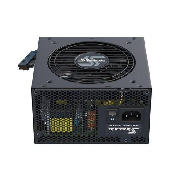 Seasonic SSR-850FM, 850W 80+ Gold, Semi-Modular, Fits All ATX Systems, Fan Control in Silent and Cooling Mode, 7 Year Warranty, Perfect Power Supply