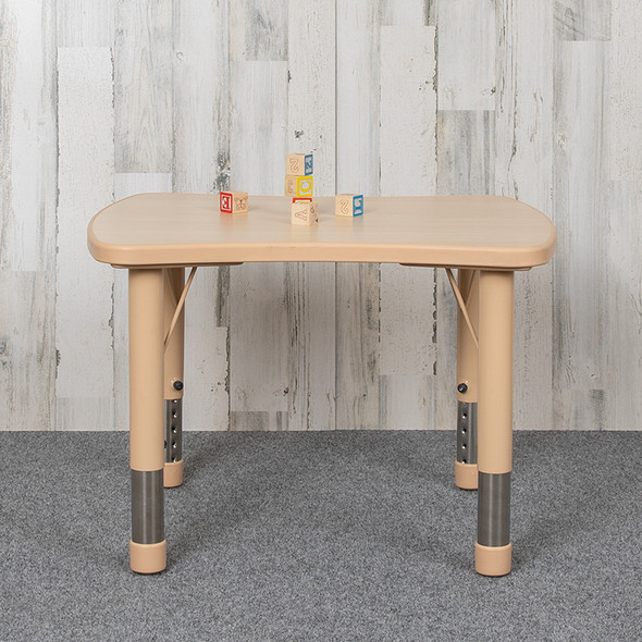 22x27 Natural Activity Table