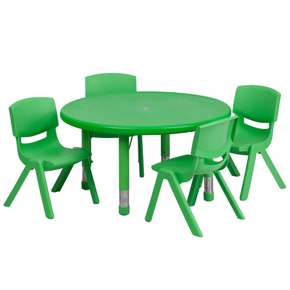 33rd Green Activity Table Set