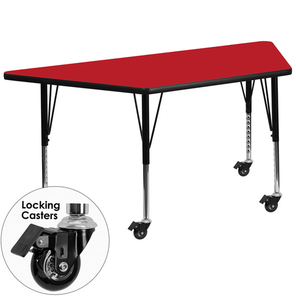 25x45 Trap Red Activity Table