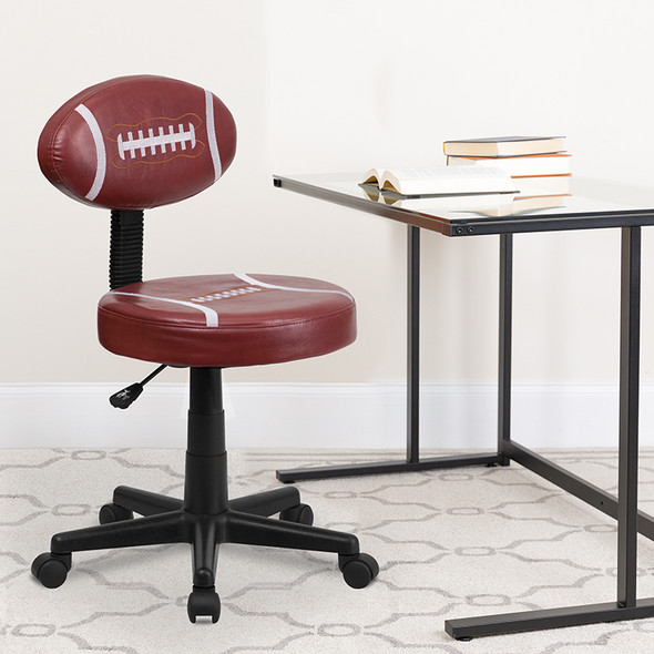 Football Low Back Task Chair