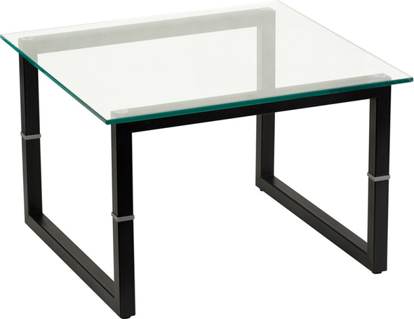 Glass End Table - FLFD-END-TBL-GG