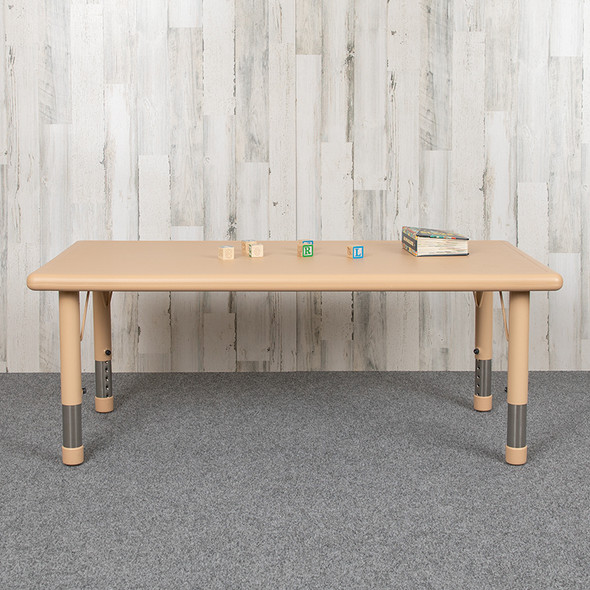24x48 Natural Activity Table