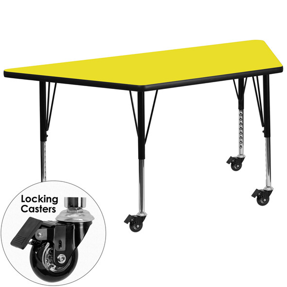 25x45 Trap Yell Activity Table