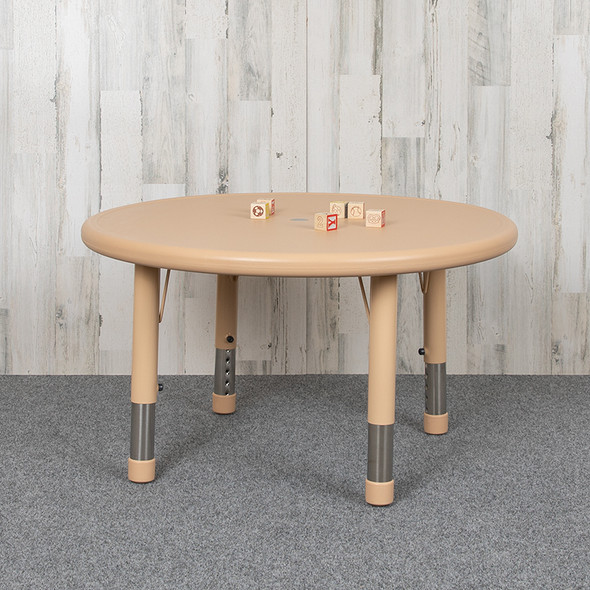 33rd Natural Activity Table