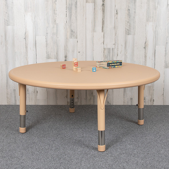 45rd Natural Activity Table