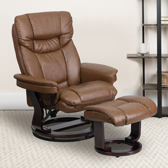 Palimino Leather Recliner&otto