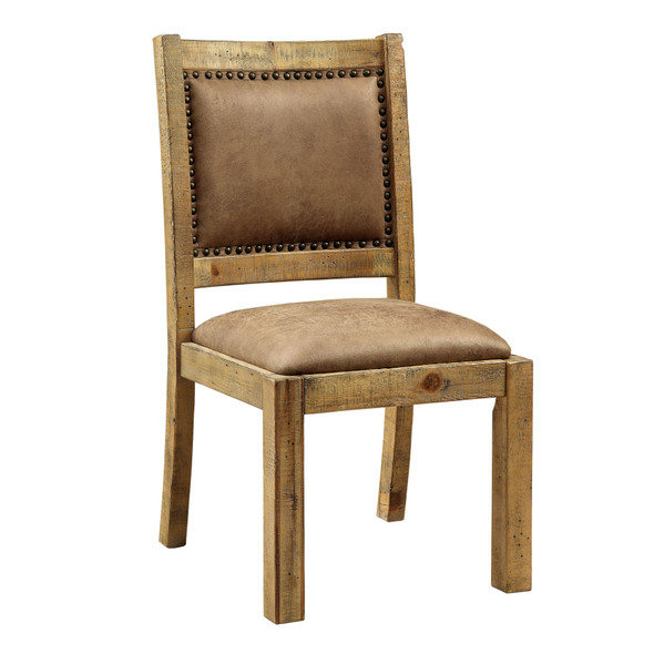 Lyon Cottage Padded Side Chairs (Set of 2)