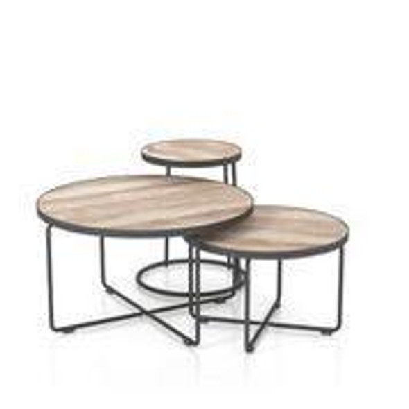 Brindon 3-Piece Occasional Table Set