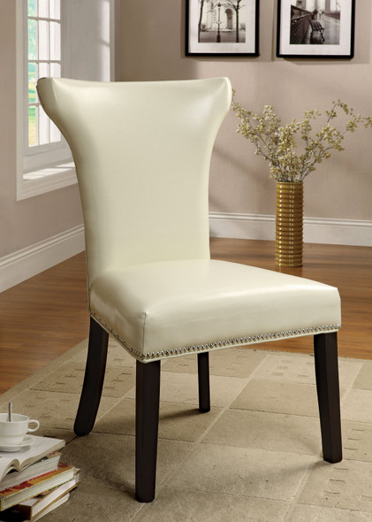 Ferry Contemporary Upholstered Accent Chairs (Set of 2)