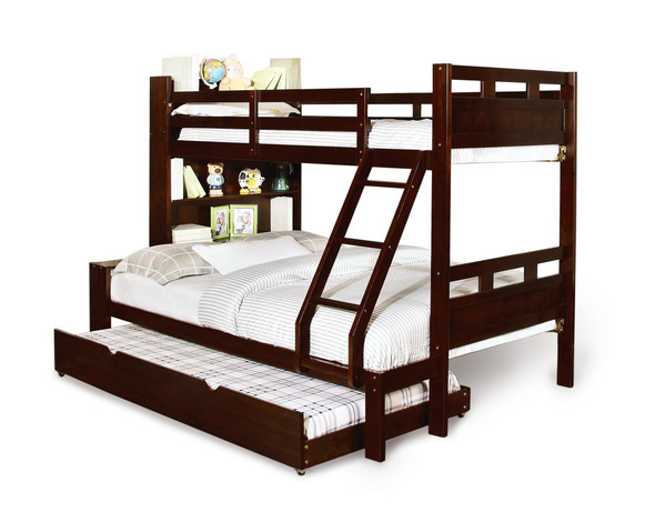 Disch Transitional Solid Wood Bunk Bed