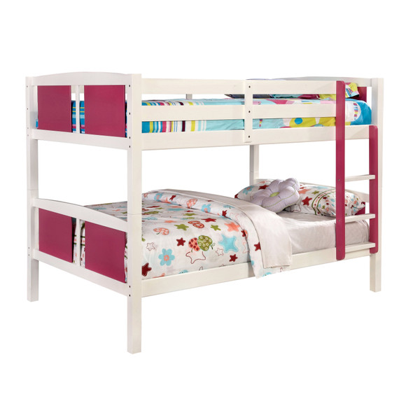 Hawkley Transitional Solid Wood Bunk Bed