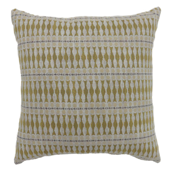 Bloch Contemporary Square Pillows (Set of 2)