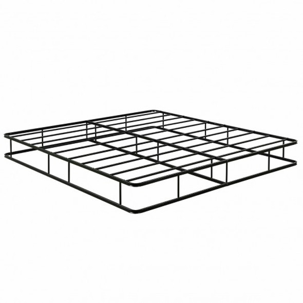 King Size Platform Low Profile Mattress Bed Frame