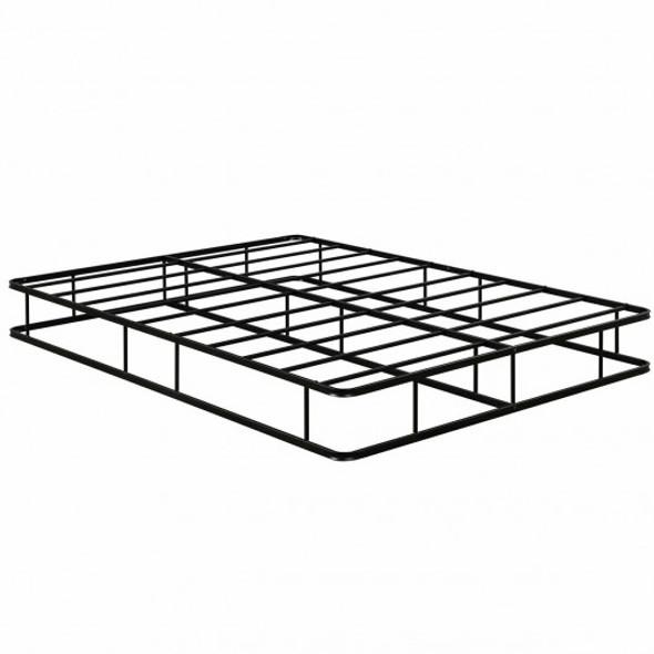 Queen Size Platform Low Profile Bed Frame