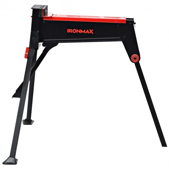 660 lbs Portable Clamping Sawhorse Work Bench