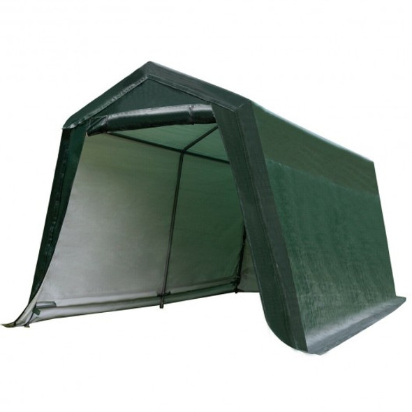 10' x 10' Patio Tent Carport Storage Shelter Shed Car Canopy