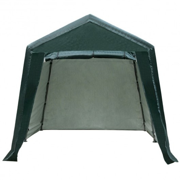 8' x 14' Patio Car Tent Carport Storage Shelter Shed Canopy