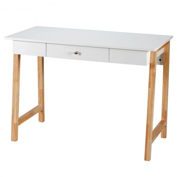 Computer Desk Laptop PC Writing Table Makeup Vanity Table - COHW61359NA