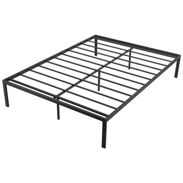 Heavy Duty Metal Platform Bed Frame-Full Size