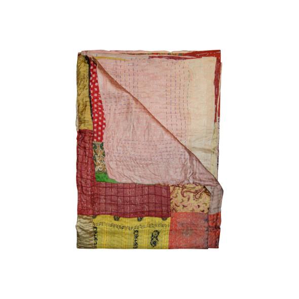 """50"""" x 70"""" Silk Multicolor Throws - 358038"""