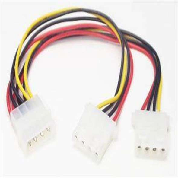 """9"""" Power Y-Splitter Cable"""