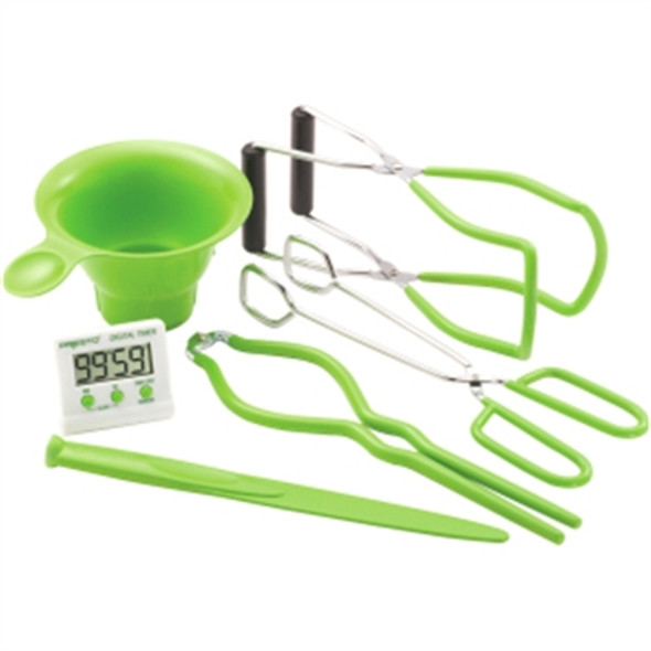 7 - Function Canning Kit Green