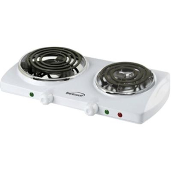 Electric Double Burner 1500W