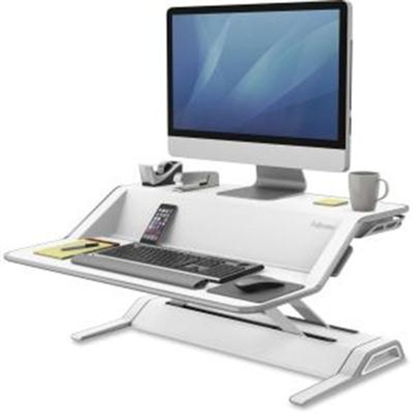 Lotus Sit Stand Workstation Wh