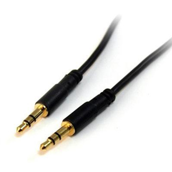 Slim 3.5mm Stereo Audio Cable - MU15MMS