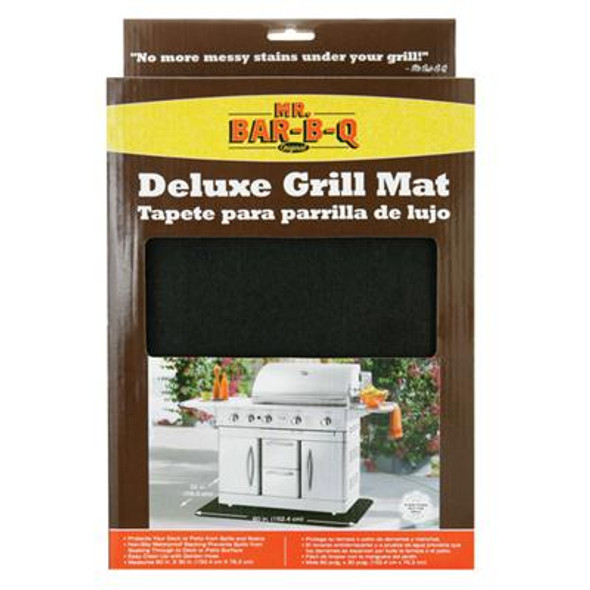 """Deluxe BBQ Grill Mat 30""""x 60"""