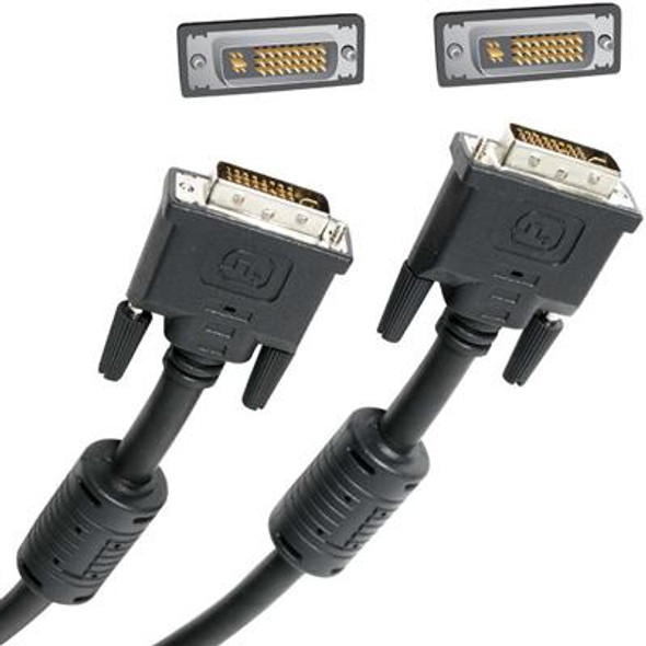 10' DVII Dual Link Cable