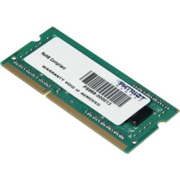 4GB PC3 12800 1600MHz DDR3 - PSD34G160081S