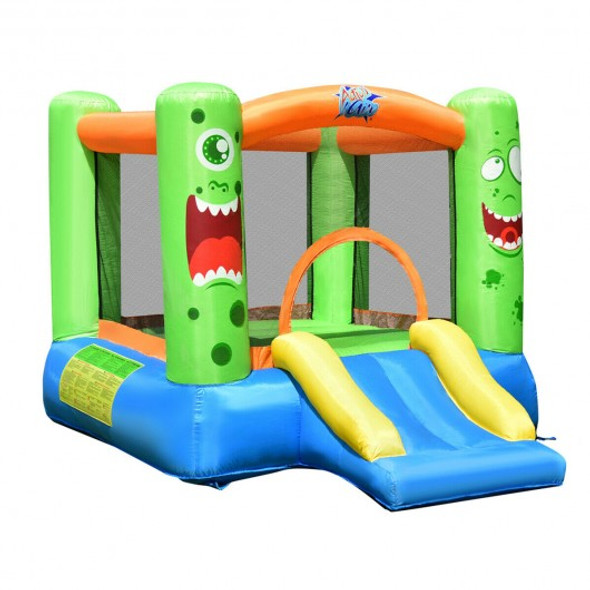 Inflatable Bounce House Jumper Castle Kids Playhouse