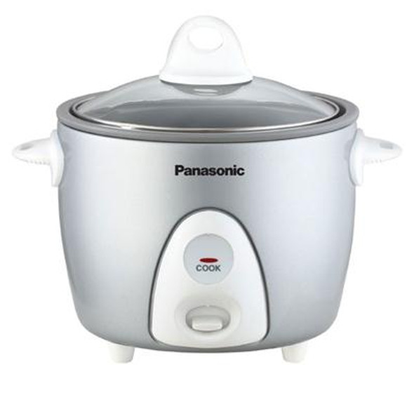 3c Rice Cooker Silver