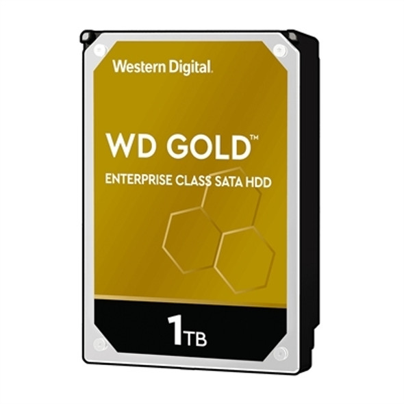 1TB WD Gold Datacenter HD