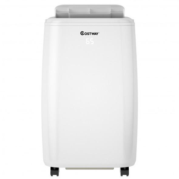 1 0000 BTU Portable Air Conditioner with Remote Control