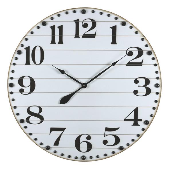 Farmhouse Style Wall Clock