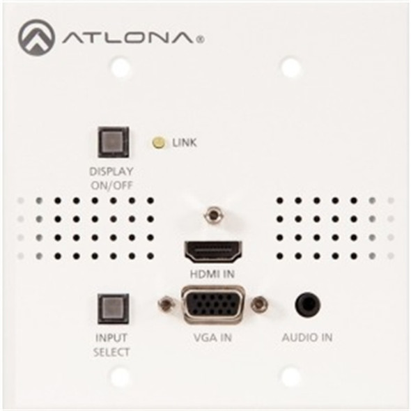 Two Inpt Wallplate Swtc HDMI