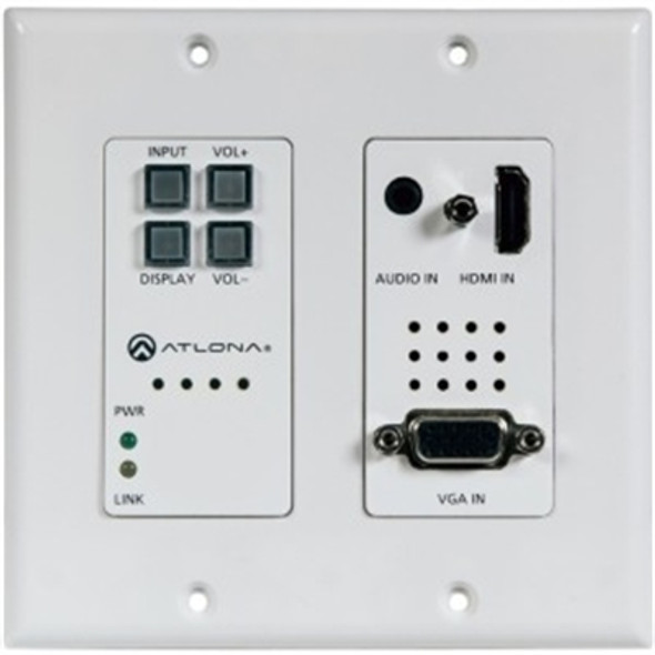 Wallplate Switcher for HDMI an