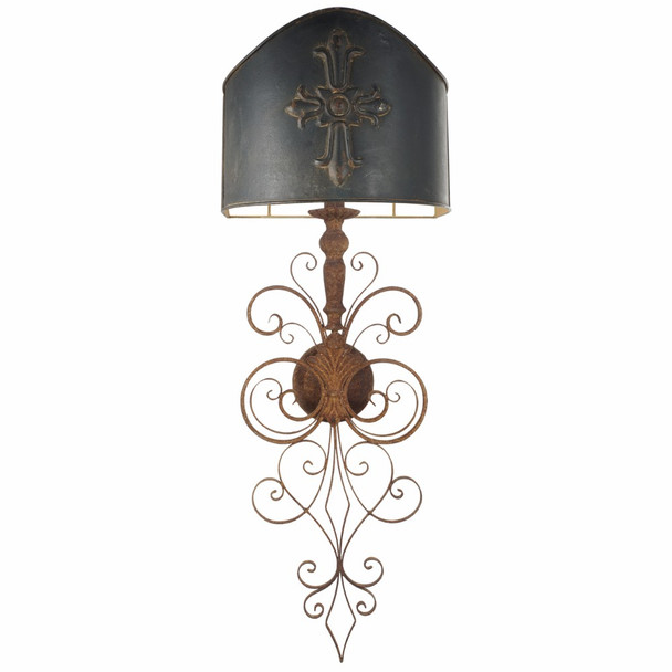 Beautifully Executed Wall Sconce