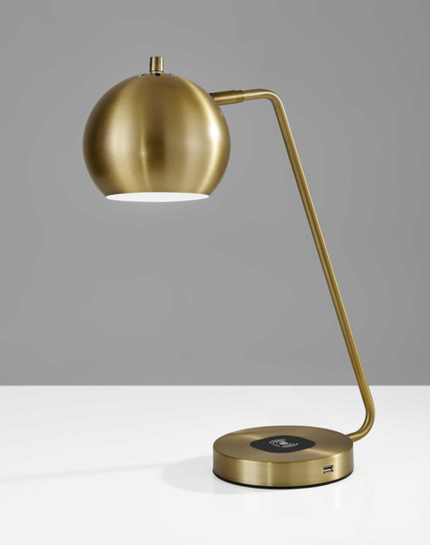 """6.5"""" X 16.5"""" X 18"""" to 20.5"""" Brass Metal Charge"""