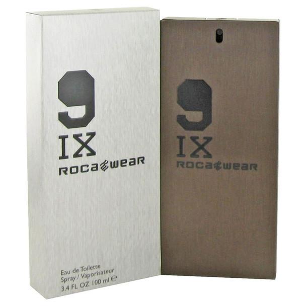9IX Rocawear by Jay-Z Eau De Toilette Spray 3.4 oz for Men