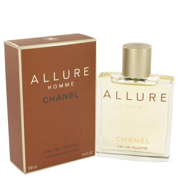 ALLURE by Chanel Eau De Toilette Spray for Men